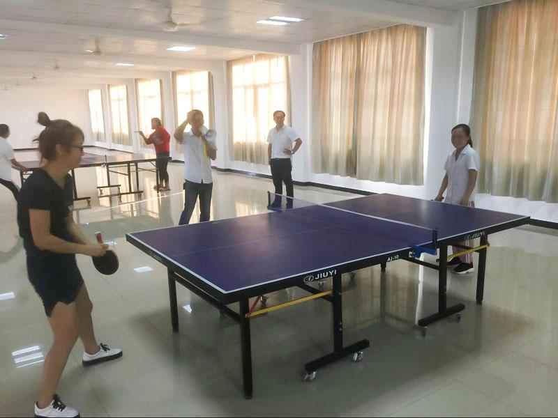 """""""三洋杯""""趣味运动会 乒乓球比赛 女子单打"""